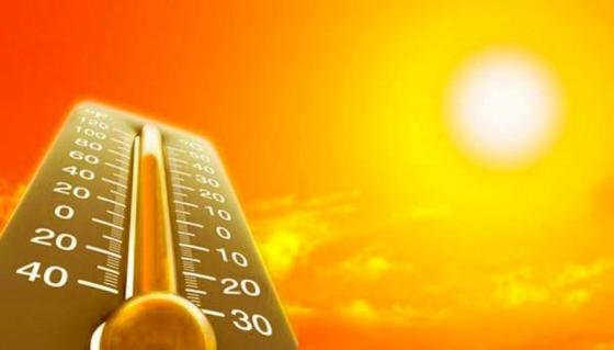 Эртең өлкө аймагында күн ысык болот