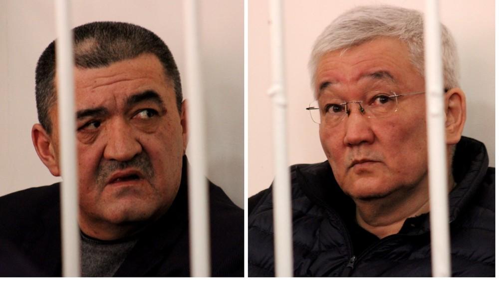 УКМК орун жок деп Кулматов менен Ибраимовду СИЗО-1ге жөнөтөт