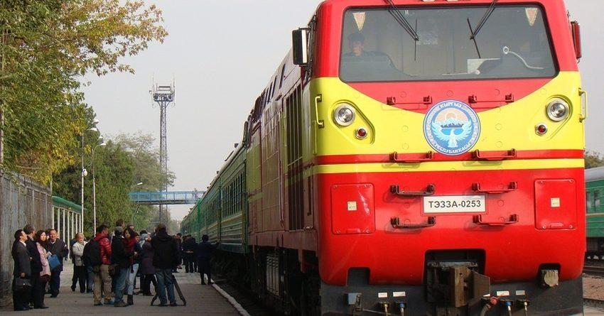 Казакстадагы жарылуудан улам Бишкек-Москва темир жол каттамы токтотулду