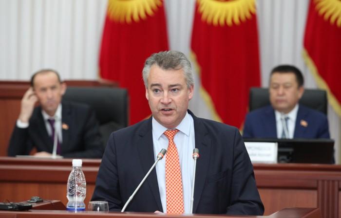 Мурдагы Британ элчиси Кыргызстандын бизнес-акыйкатчысы болду