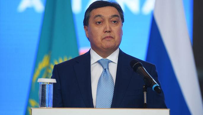Казакстандын премьер-министри Аскар Мамин Кыргызстанга келет