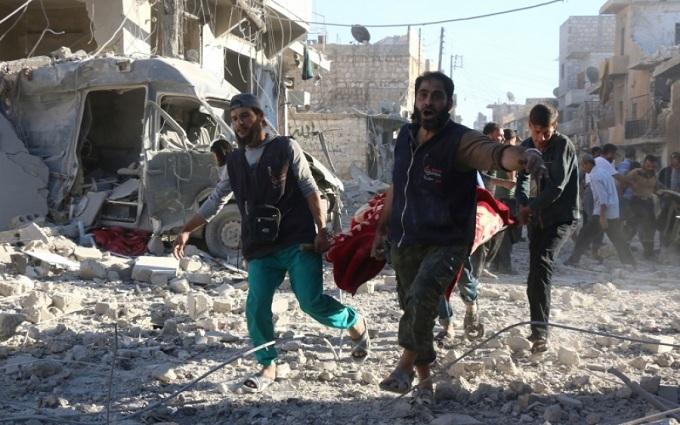 Идлибде орус-сирия операциясынан миңдеген адам көз жумду