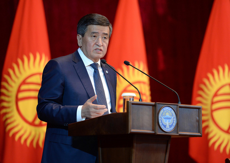Президент Кыргыз-Тажик чек арасы боюнча: Чечилбеген маселе жок, ал үчүн убакыт жана сабырдуулук керек