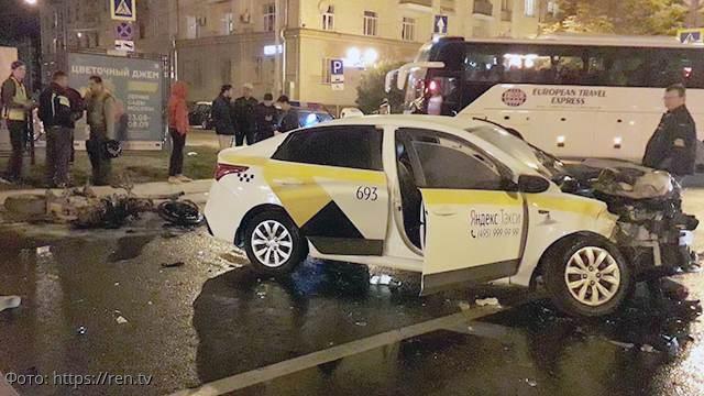 Москвадагы жол кырсыгына такси айдаган 22 жаштагы кыргыз жараны айыпталып, камакка алынды