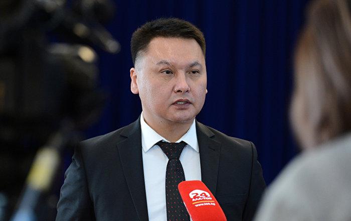 Сагынбаев: Кыргыз-тажик чек арасындагы кырдаал президенттин жеке көзөмөлүндө