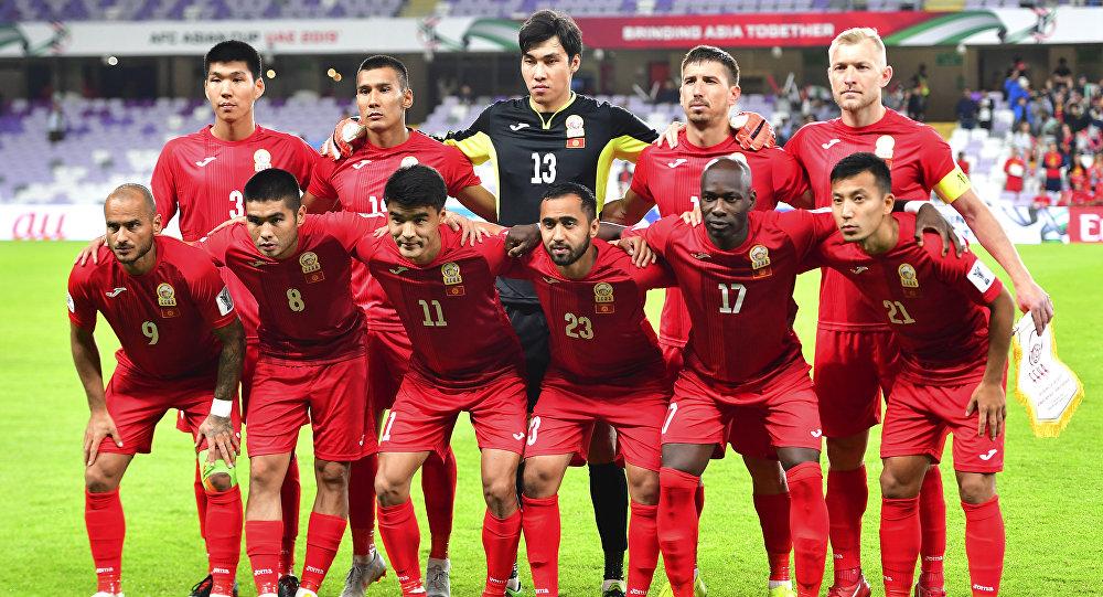 Кыргызстан FIFA рейтингинде 95-орунду сактап калды