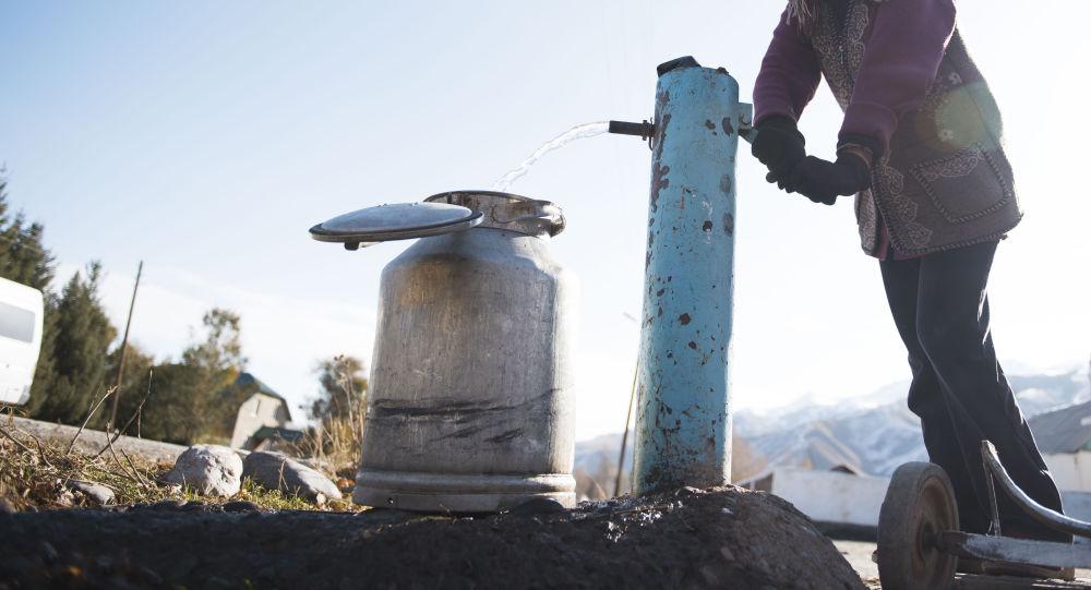 Чүй ОИИБ: Восточное айылындагы жаңжал суу талаштын айынын чыккан