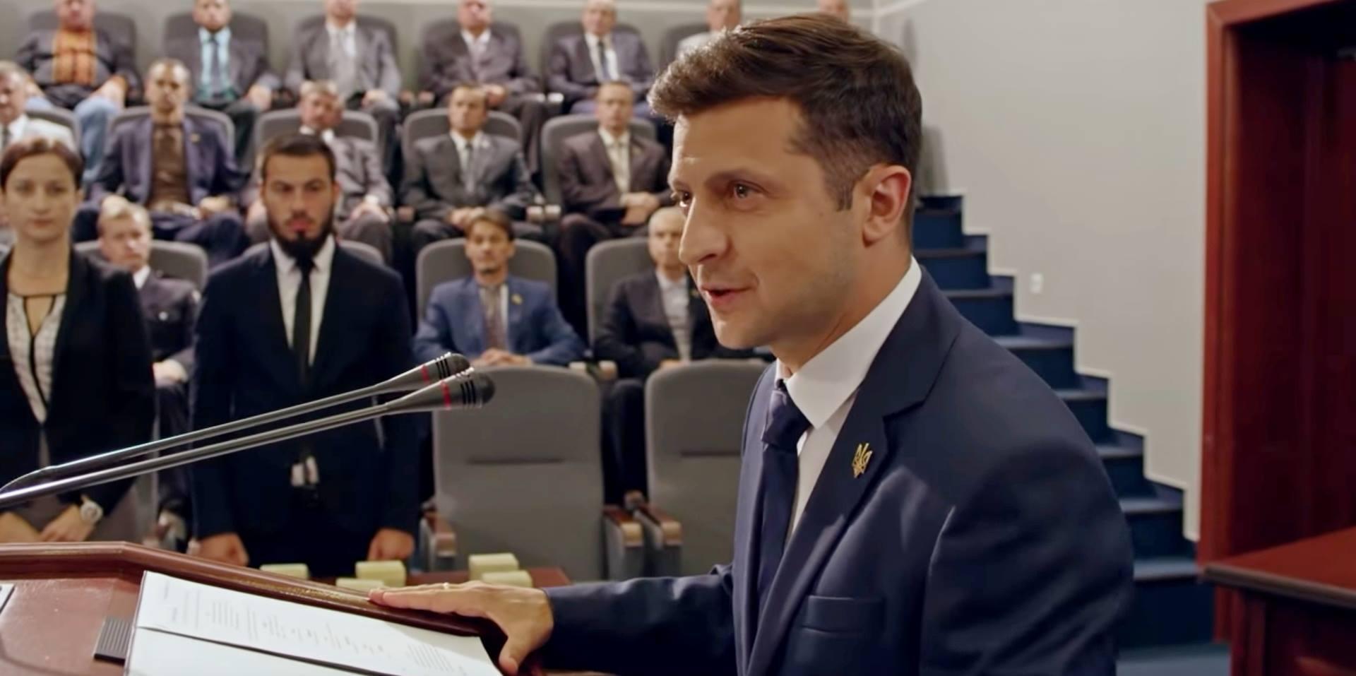 Украинада парламенттик шайлоодо Зеленскийдин партиясы биринчиликке чыкты