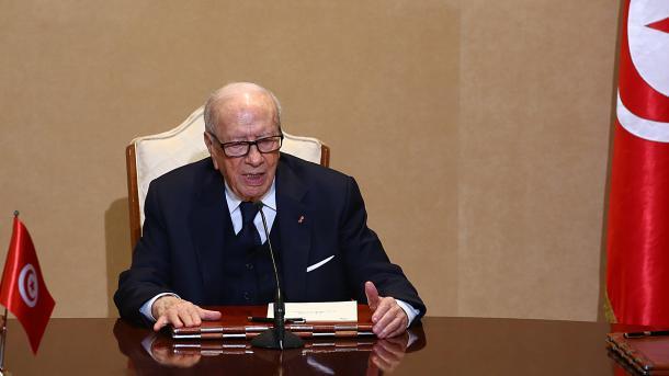 Бүгүн Тунистин президенти 93 жашында көз жумду
