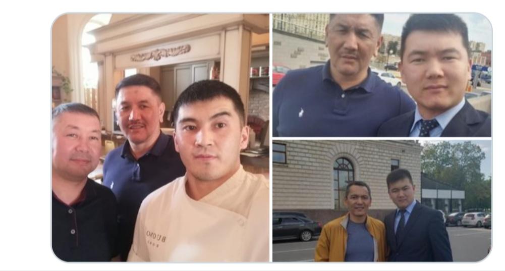 ЖКнын депутаттары Исаев менен Зулпукаров Москвага барып Бабанов менен жолугуп келишти