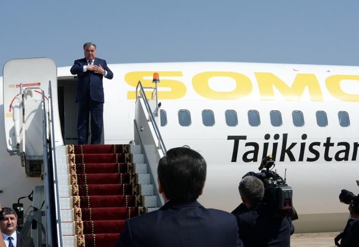 Тажикстандын президенти Эмомали Рахмондун Кыргызстандагы иш сапары жыйынтыкталды