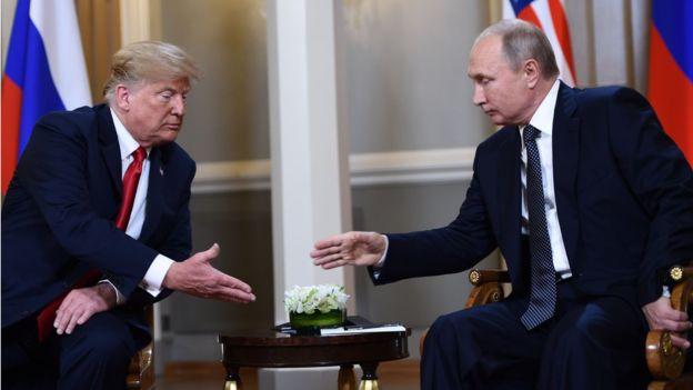 Трамп Путинге токойдогу өрттү өчүрүүгө жардам берүүнү сунуштады