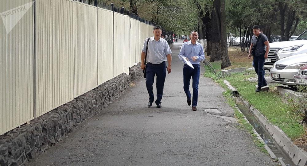 Бабанов УКМКга үчүнчү жолу сурак берүүгө кирип кетти