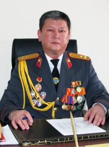 Ички иштер министринин орун басарлыгына Памирбек Асанов келди