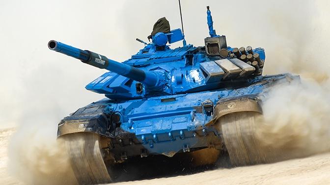 """Кыргыз танкистери """"Танк биатлону"""" мелдешинин  тайпалык баскычында экинчи болду"""