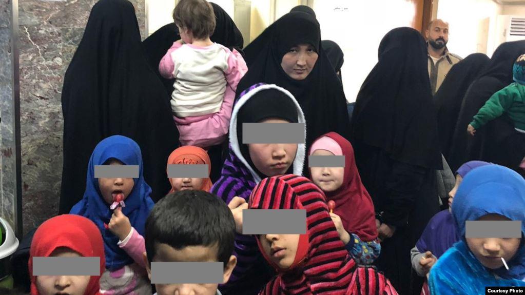 УКМК Сирия жана Ирактагы кыргыз жарандарын кайтарып келүү иштерин жүргүзүүдө