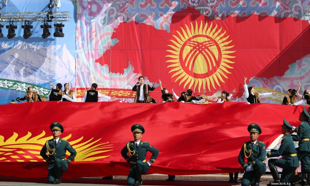 Бишкекте Эгемендүүлүк күнүнө карата даярдыктар жүрүүдө. Айрым көчөлөр жабылат (тизме)