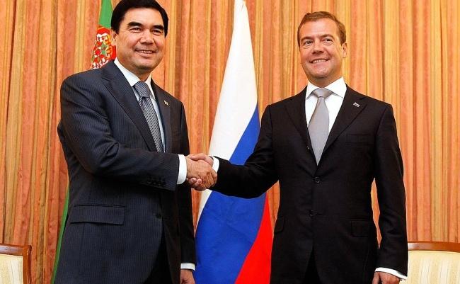 Орусиянын премьер-министри Медведев Түркмөнстанга иш сапары менен барат