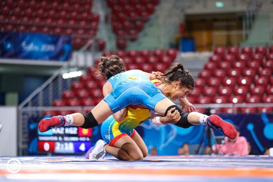 Калмира Билимбек кызы күрөш боюнча дүйнө чемпиондугунда финалга чыкты