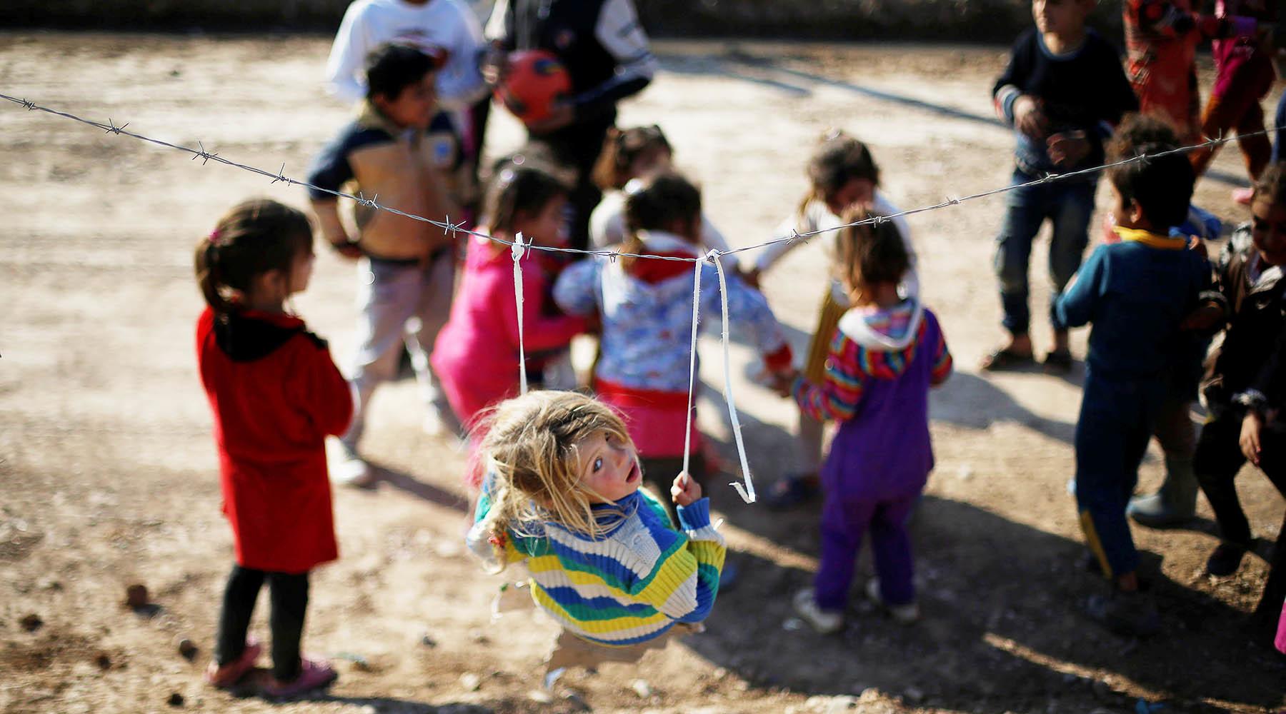 Кыргызстандык балдарды Ирактан алып келүү маселеси талкууланды