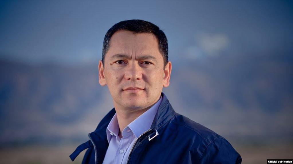 Өмүрбек Бабанов Кыргызстанга келет