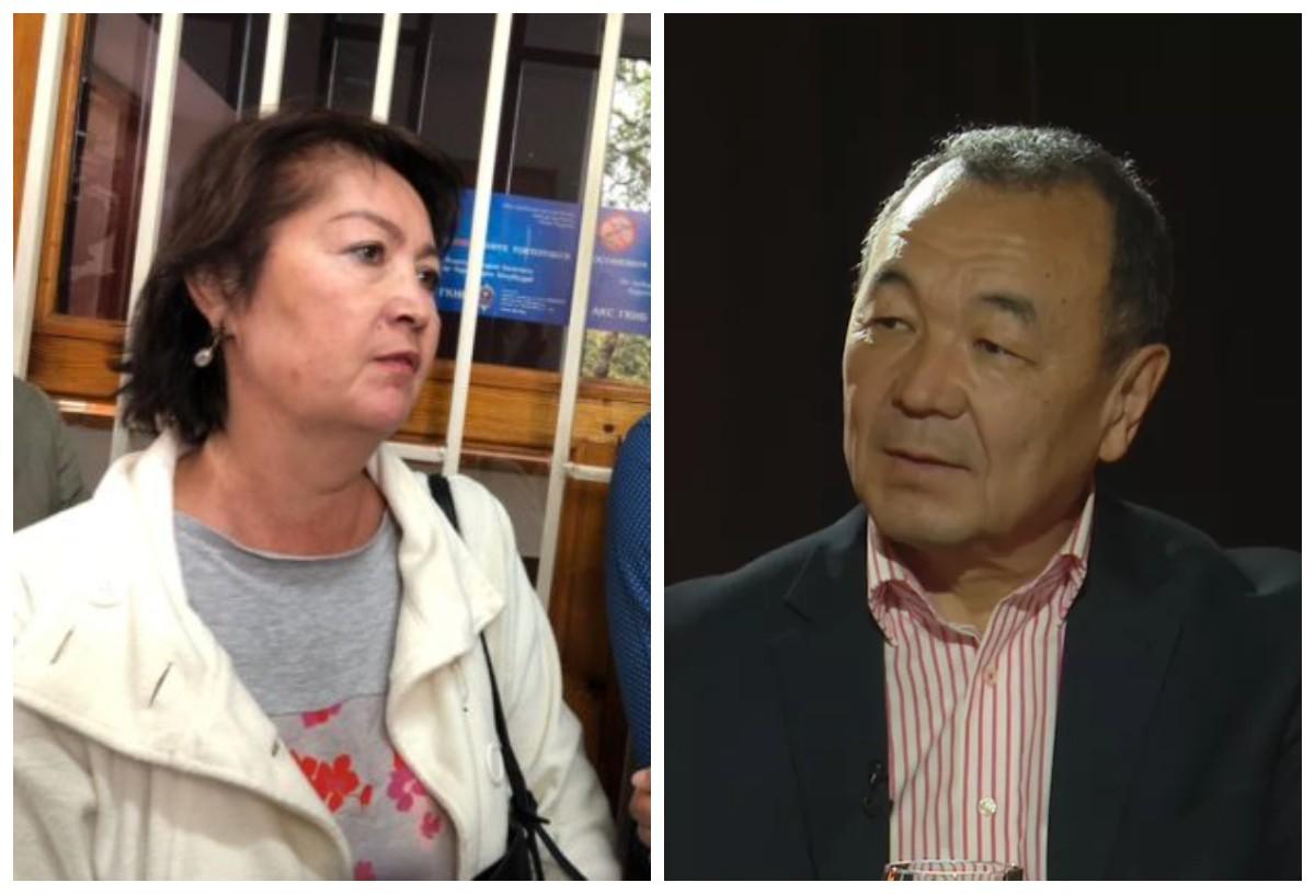 Экс-вице-спикер: Раиса Атамбаеванын жашай турган жери жок калса көчөгө туруп элден жардам сурасын