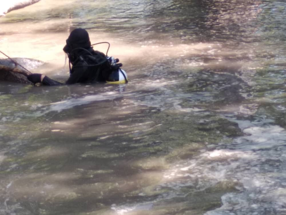 Кара-Сууда 52 жаштагы адам каналга чөгүп кетти