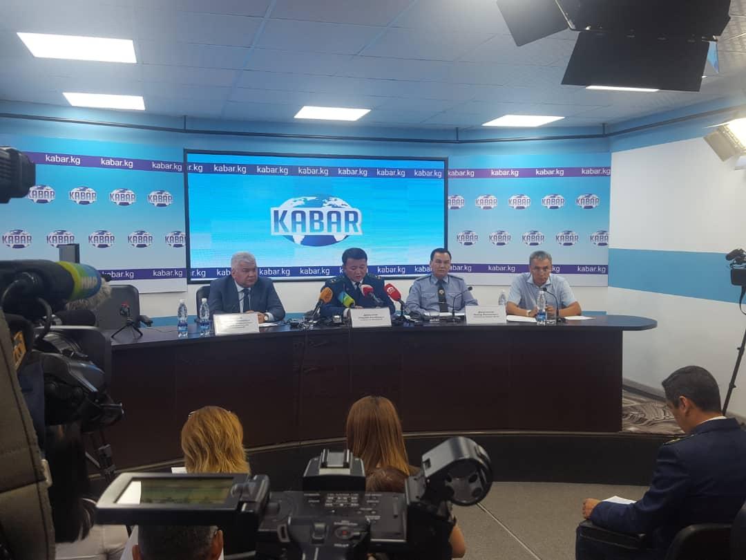 Жамшитов: Атамбаевдин 120 мүлкү камакка алынды