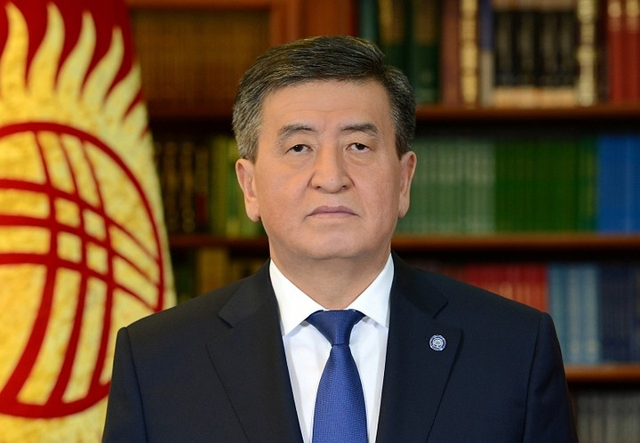 Президент Кыргызстандыктарды Курман айт майрамы менен куттуктады