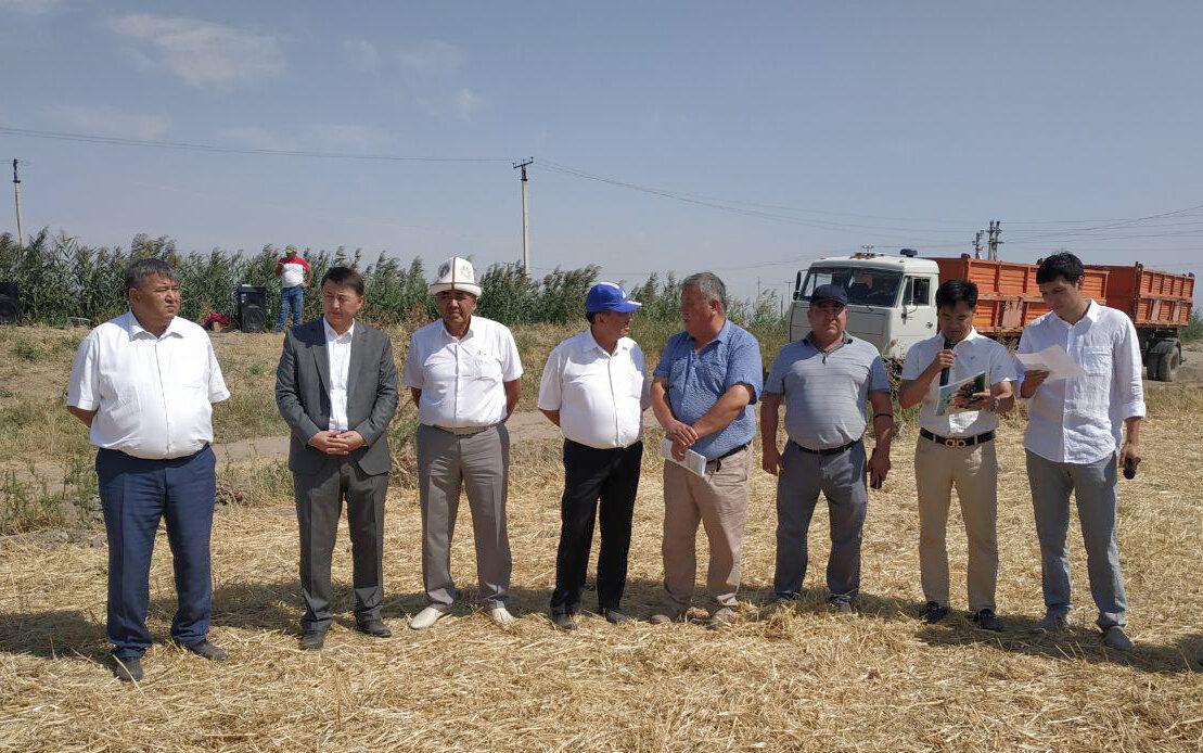 Замирбек Аскаров: Суу-жер ресурстары – өлкөнүн экономикалык өсүшүнүн негизи