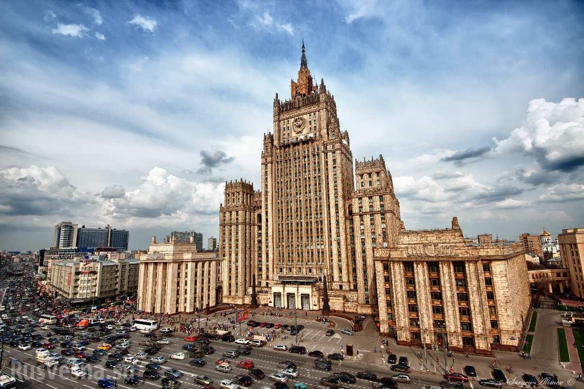 Орусия: Малаховдун сөзү үчүн орус элчилигинин өкүлү Кыргызстандын ТИМине чакырылган эмес