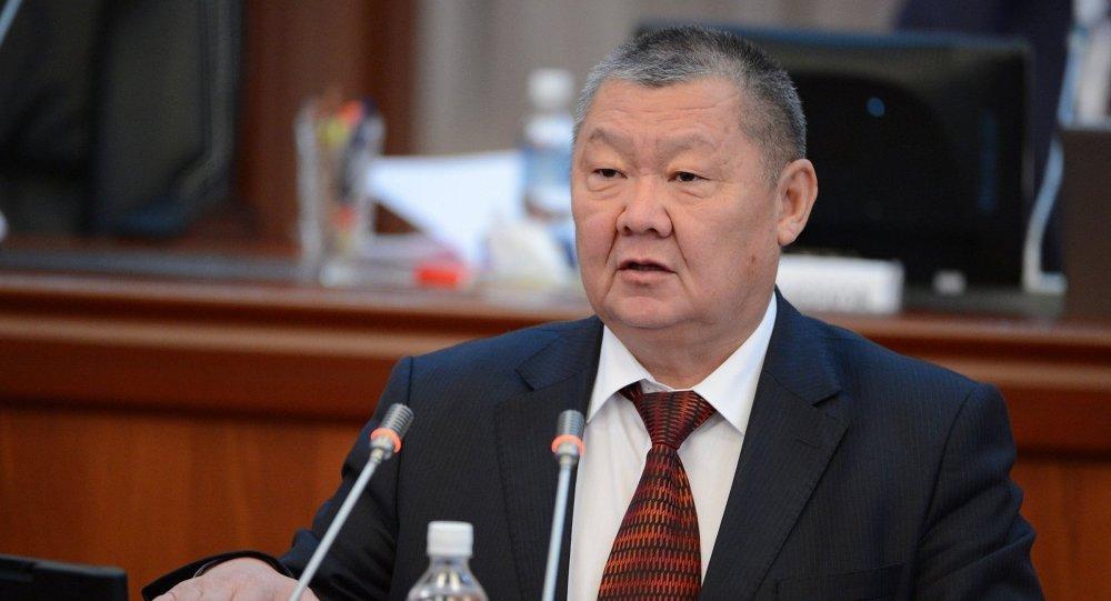 Токон Мамытов: Кыргызстанда адам укутарына байланыштуу сунуштар 80%га чейин колдоого алынат
