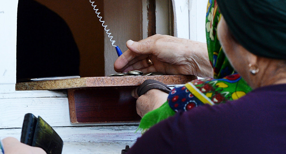 Парламентте Кыргызстанда орточо пенсия 5604 сом экени айтылды
