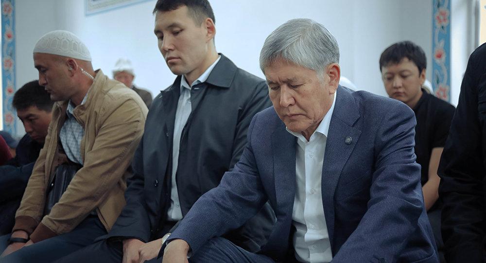 УКМК Атамбаевдин жан сакчысынын кызматтан алынышы боюнча үн катты