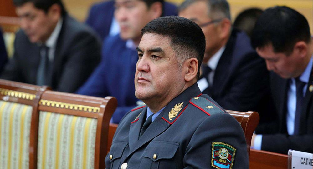Аскер прокурору: Курсан Асановдун баласы атайын Өзбекстанга качып кеткен