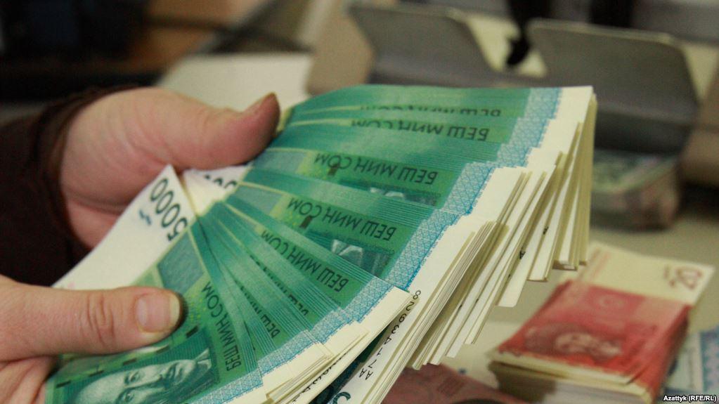 УКМК бирдиктүү депозиттик эсепке кезектеги миллиондорду которду