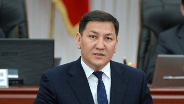 УКМКнын мурдагы төрагасы Сегизбаев Атамбаевдин үйүндө айылдаштарына мал союп бергенби?