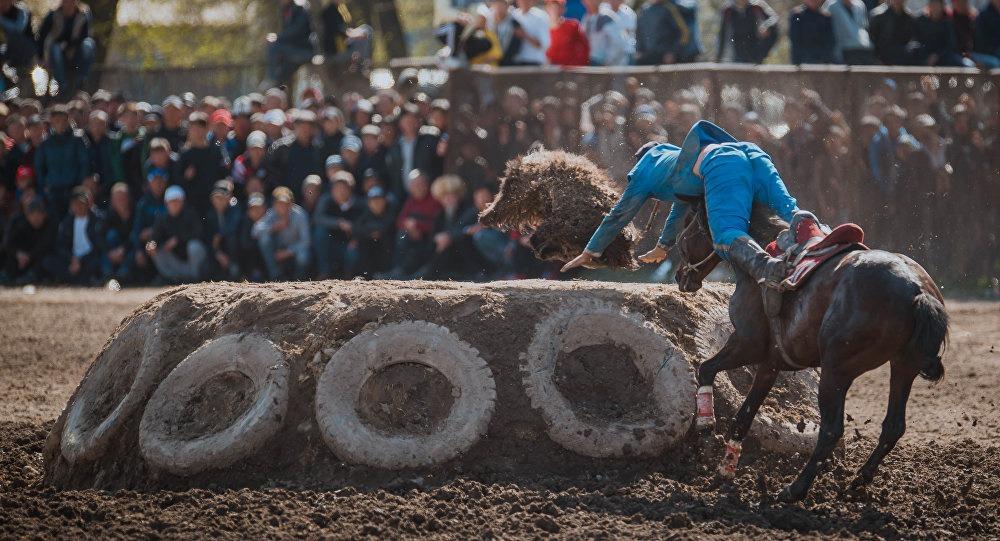 Көк бөрү боюнча кыргыз курама командасы Ташкентте өтө турган Дүйнө чемпионатына катышуудан баш тартты
