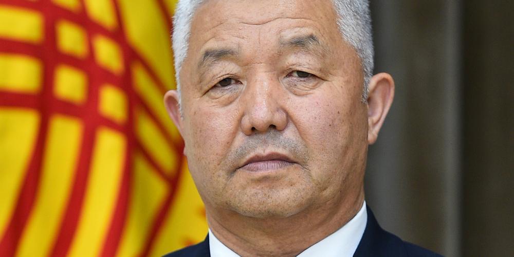 Жер ресурстары боюнча мамлекеттик агенттикке Каныбек Ботобаев директор болуп дайындалды