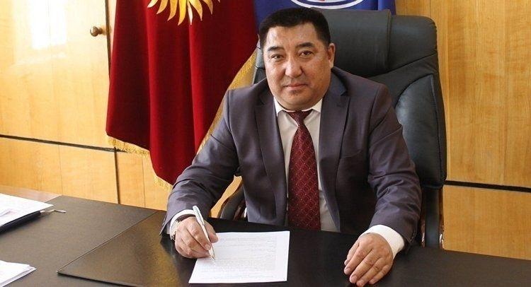 Өкмөттүн Нарын облусундагы өкүлү Аманбай Кайыпов кызматтан алынды