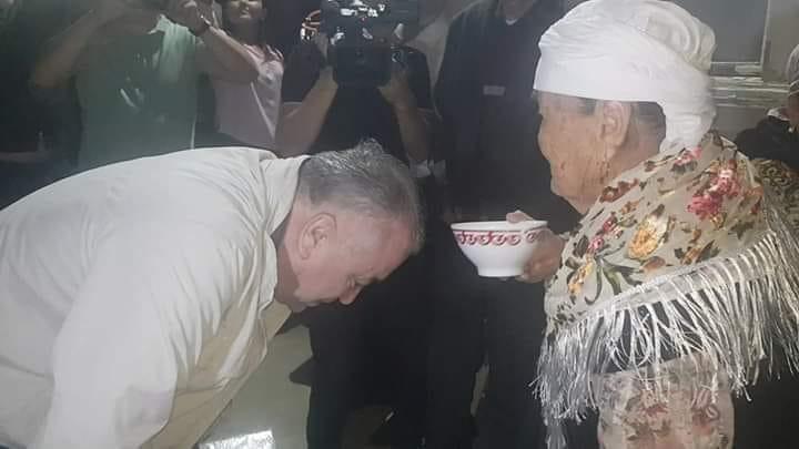 Бүгүн Текебаев кичи мекени Жалал-Абадда түлөө өткөрөт
