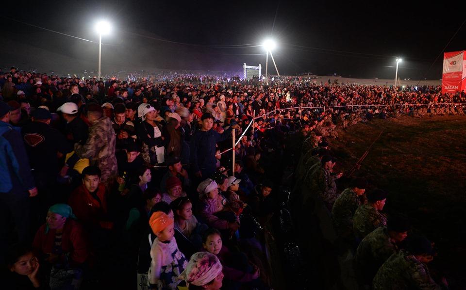 II Улуттук көчмөндөр оюну Ош облусунда өтөт (фото)