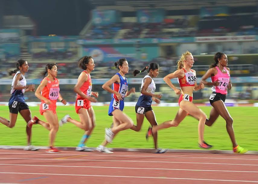 Жеңил атлетика боюнча Дохада өтө турган Дүйнө чемпиондугуна эки кыргыз спортчу барат