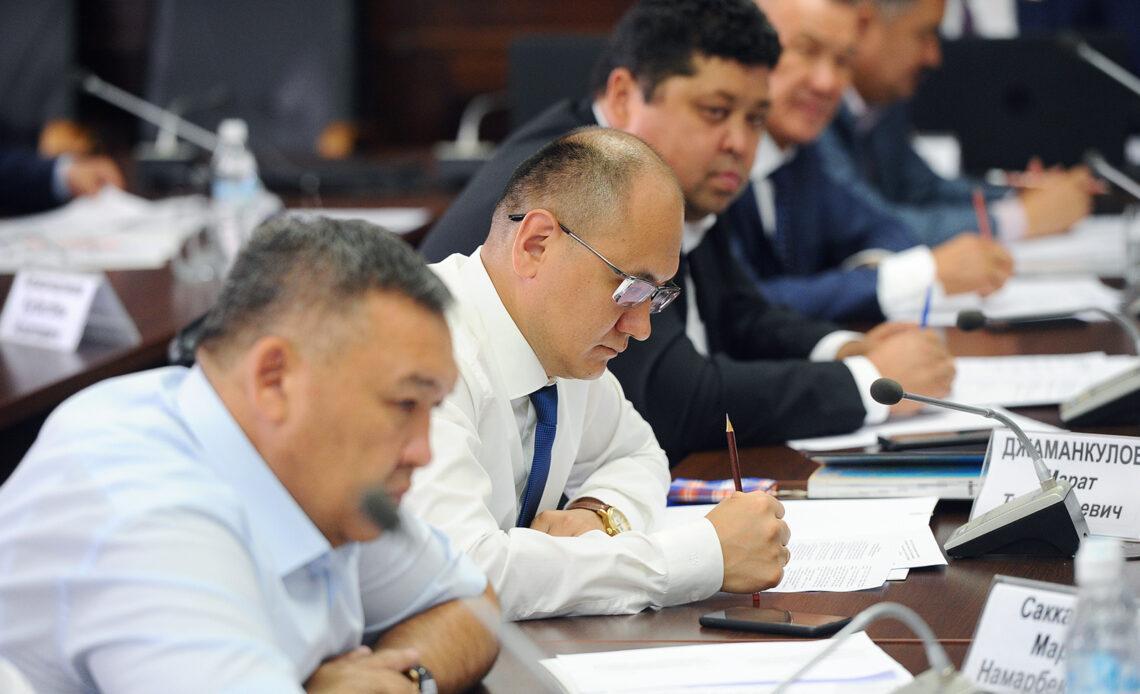 Кой-Таш окуясын иликтеген мамлекеттик комиссиянын кезектеги жыйыны өттү