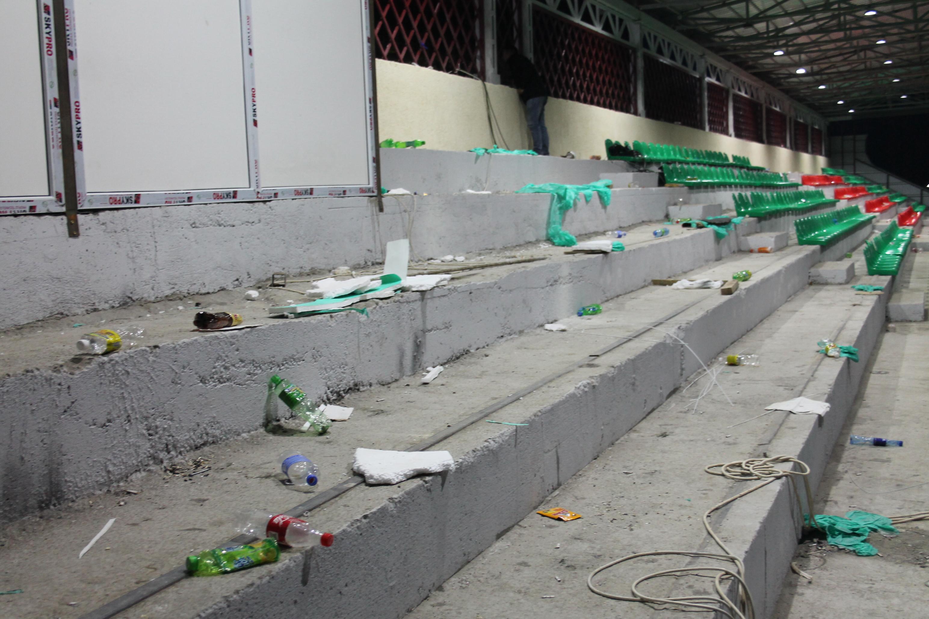 Көчмөндөр оюндары: Ипподром таштандыга толуп калды