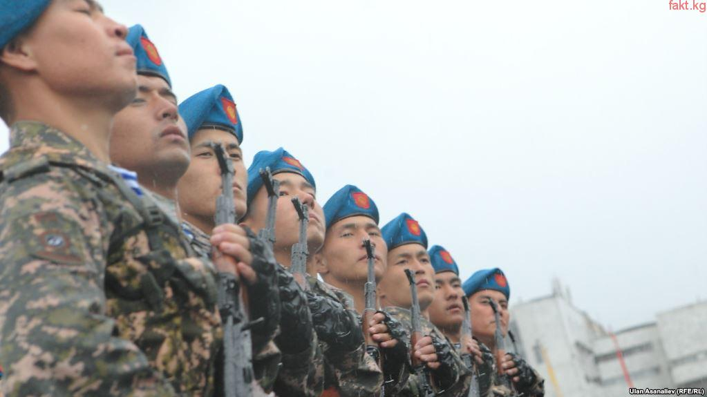 Кыргызстанда күзгү аскерге чакыруу башталды