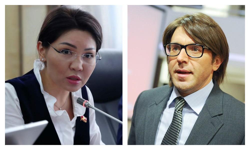 Жогорку Кеңештин депутаты Малаховдун кыргыздарды мазактаганы боюнча үн катты