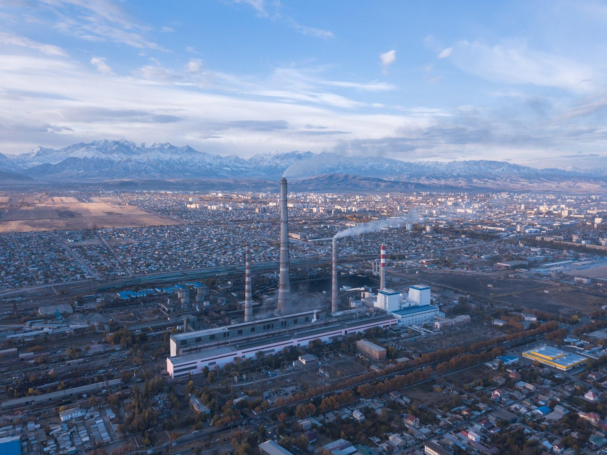 Бишкек ЖЭБ кышка даяр, бардык жабдуулар текшерилди