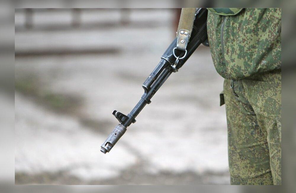 ТИМ: Украинада курал менен кармалган адам Кыргызстандын жараны эмес