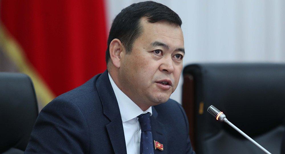 Мирлан Бакиров: Айыл-чарба министрлигинин ишмердүүлүгү начар
